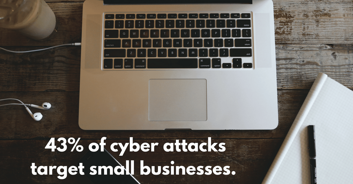 5 Staggering Stats About Your Small Business And Cybersecurity